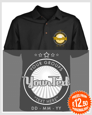 stag trip polo shirts