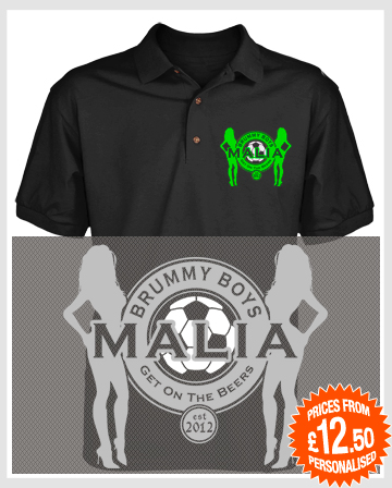 stag or holiday polos