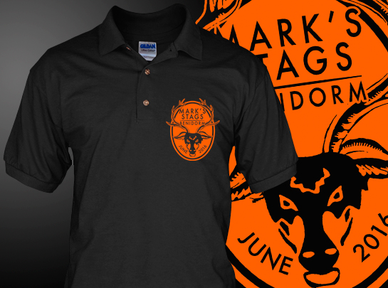 stag polo shirts